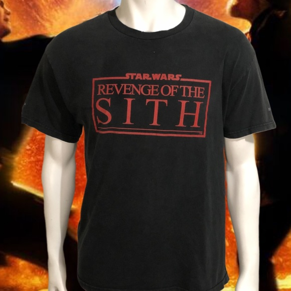 American Vintage Shirts 2004 Revenge Of The Sith Lucasfilm Employee Tee Poshmark
